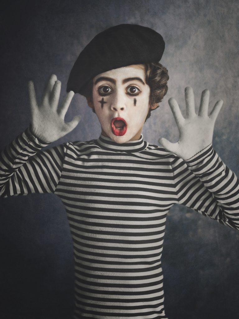 Russell Smith - Mime
