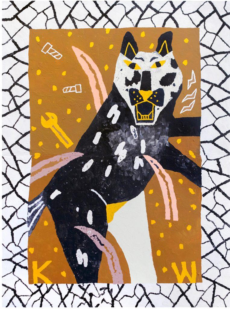 Kylie Wentzel - Dennis' Dog