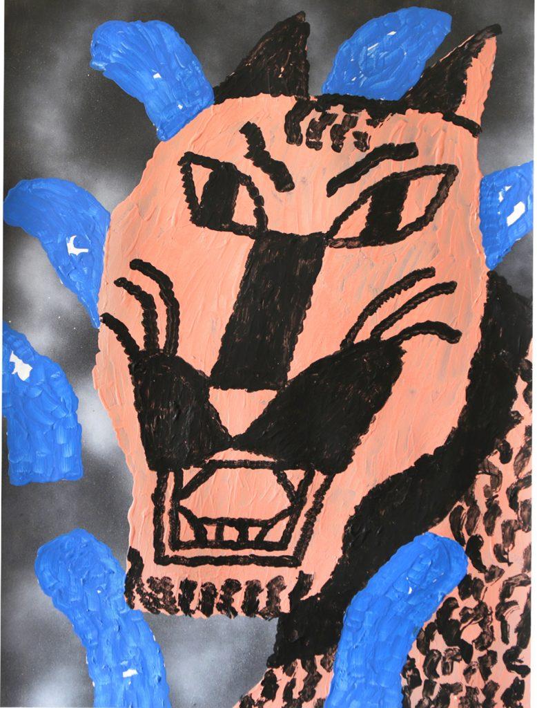Night Cat Kylie Wentzel
