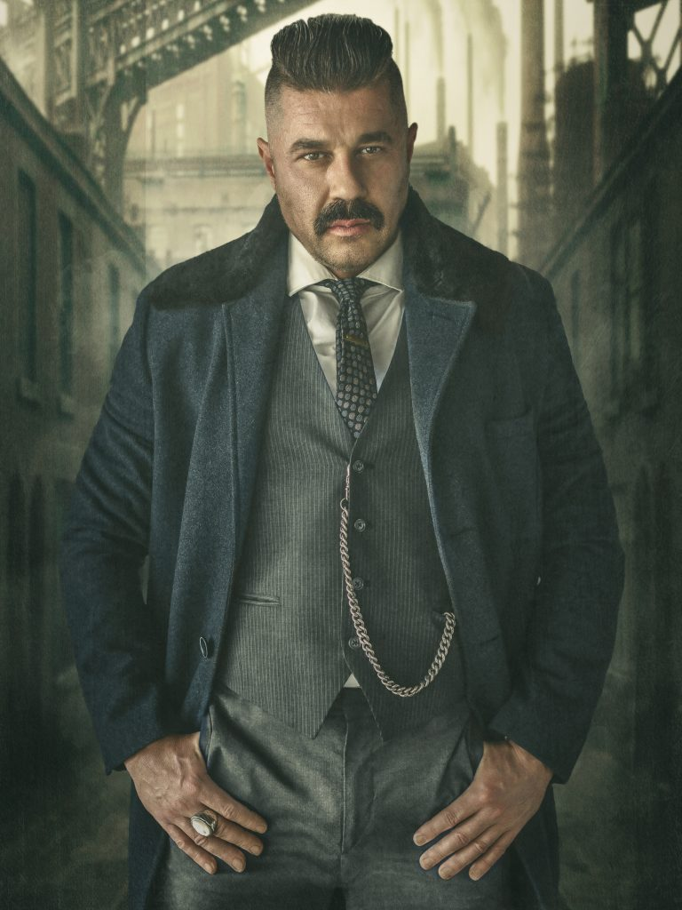 Russell Smith - Peaky Blinders boss