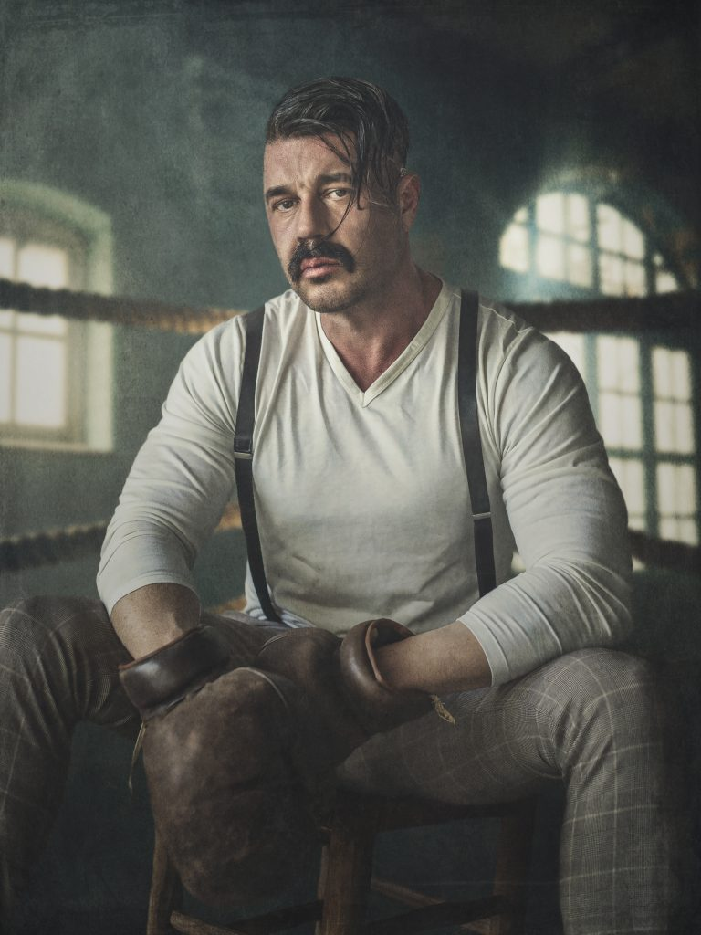 Russell Smith - Peaky Blinders boxer