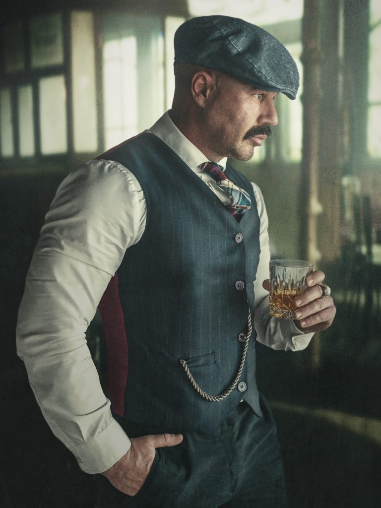 Russell Smith - Peaky Blinders whisky