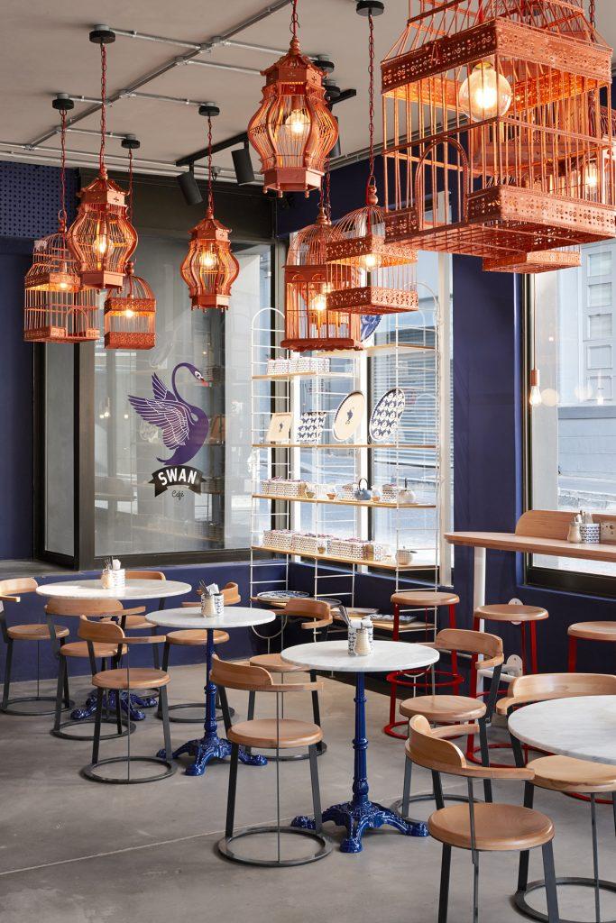 Swan Café - image: Micky Hoyle