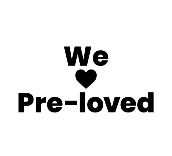 we love preloved