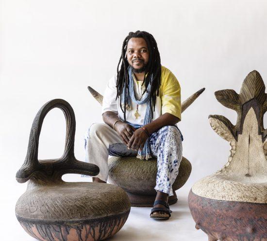 Andile Dyalvane, Imiso Ceramics