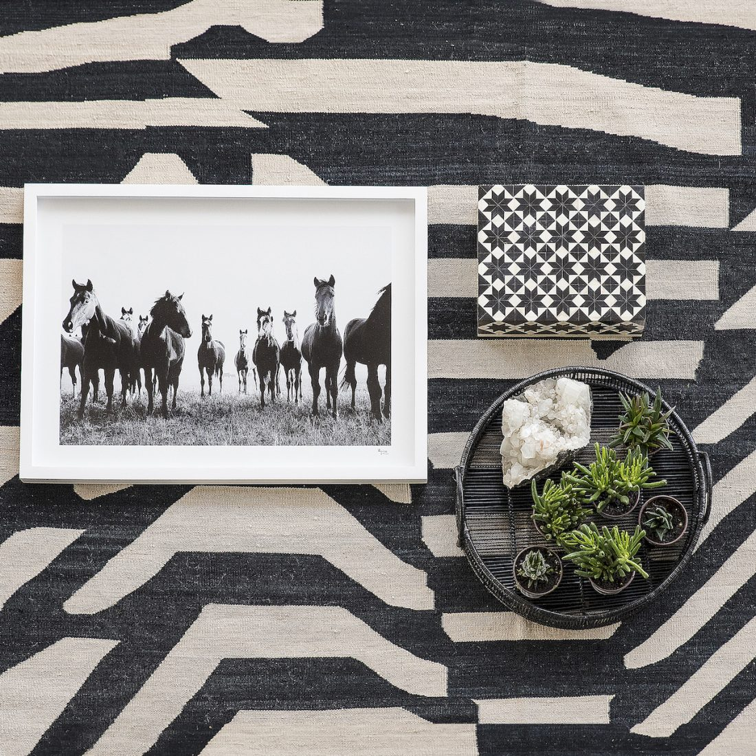 Herringbone rugs