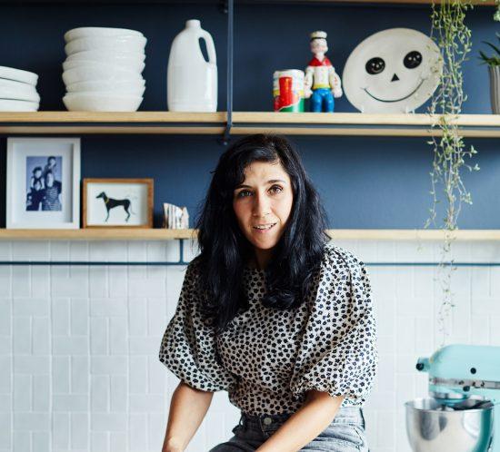 Angie Batis kitchen renovation