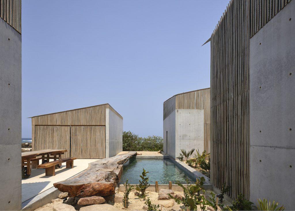 beach house in Oaxaca, Mexico