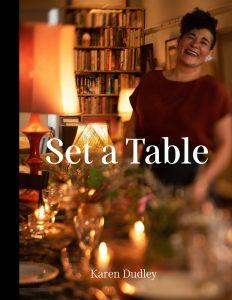 Karen Dudley, Set a Table book