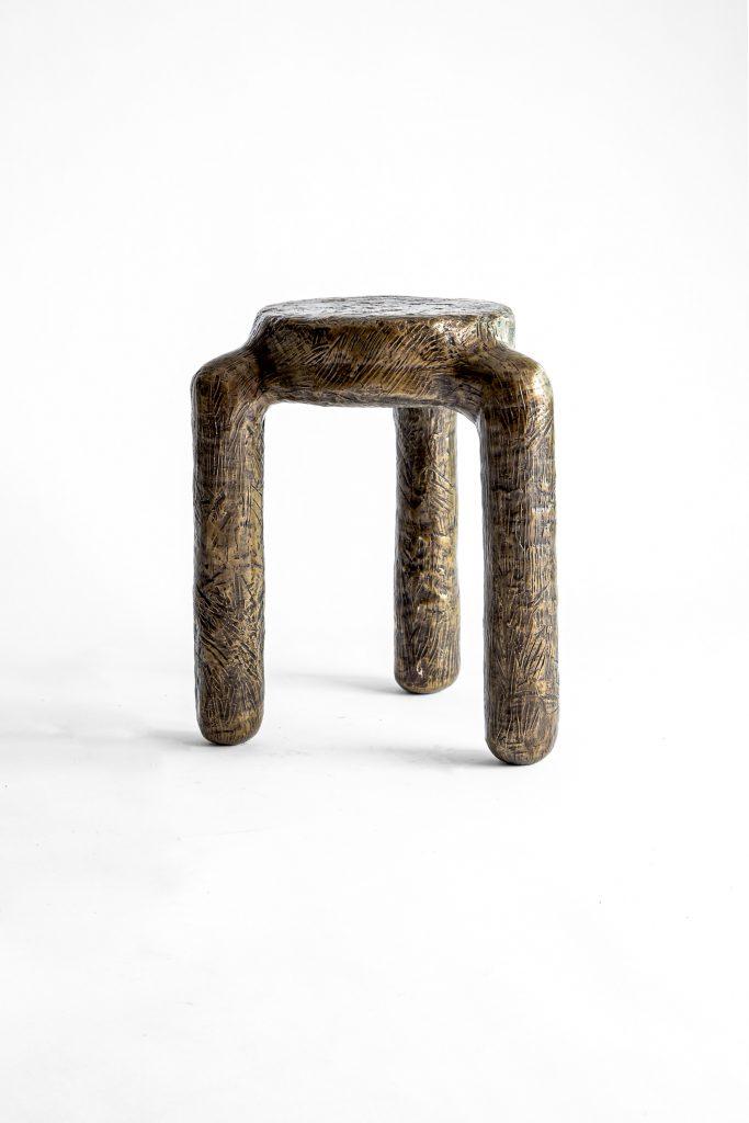 Atang Tshikare sculpture
