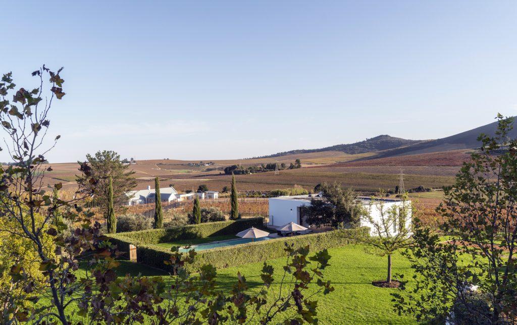 GASS pool pavilion, Stellenbosch