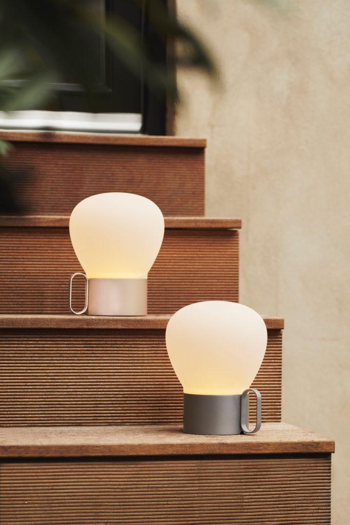 Newport Lighting, Nordlux, Nuru lights, outdoor furniture, lighting