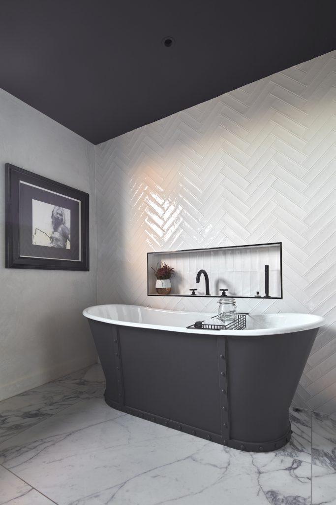 London renovation, architecture, interior design