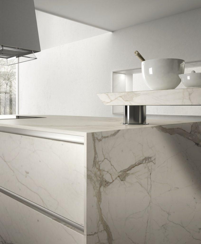 Marmi, Cannata, Kitchen decor, Calacatta, Interior, Marble