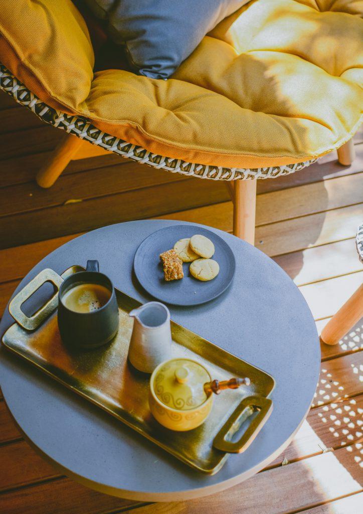 Madikwe, Outdoor living, Coffee table, Deck