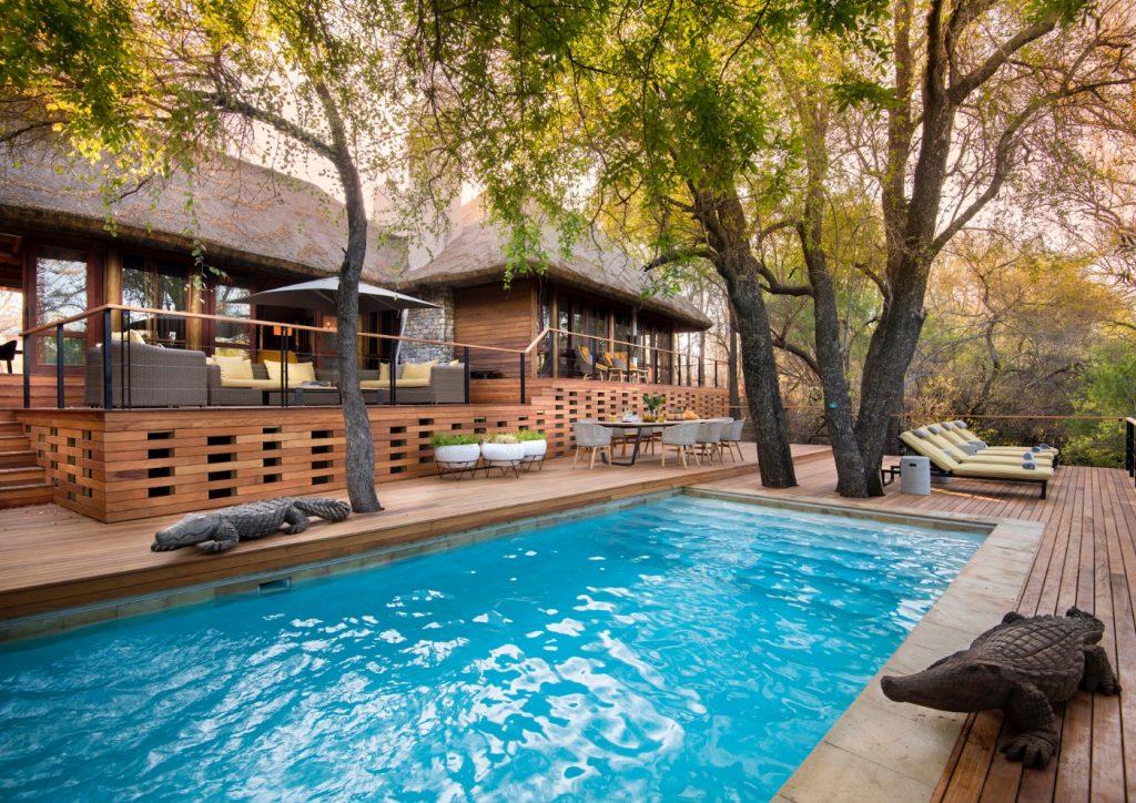 Morukuru House, Pool, Deck, Wooden deck, Outdoor seating, Outdoor loungers