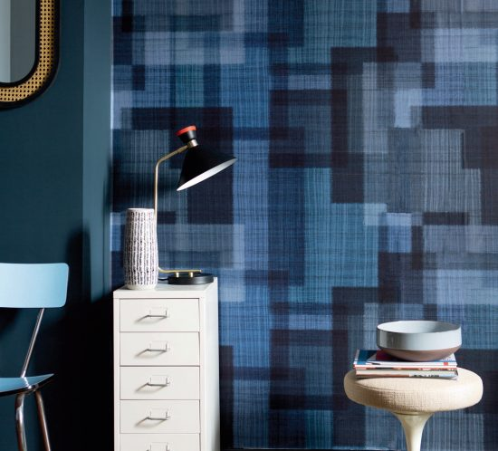St Leger & Viney: Elitis, wallpaper