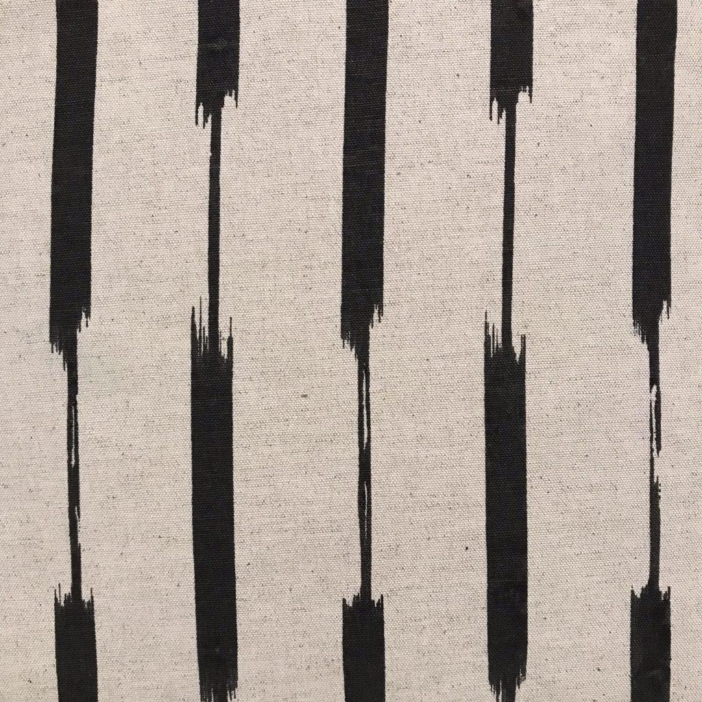 Granada, Black and white, Fabric