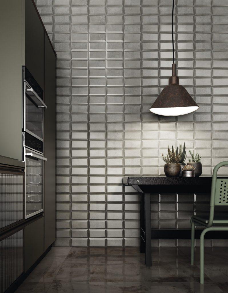 Cannata, Kitchen living, Kitchen decor, Flamed copper, Industrial look, Pendant light