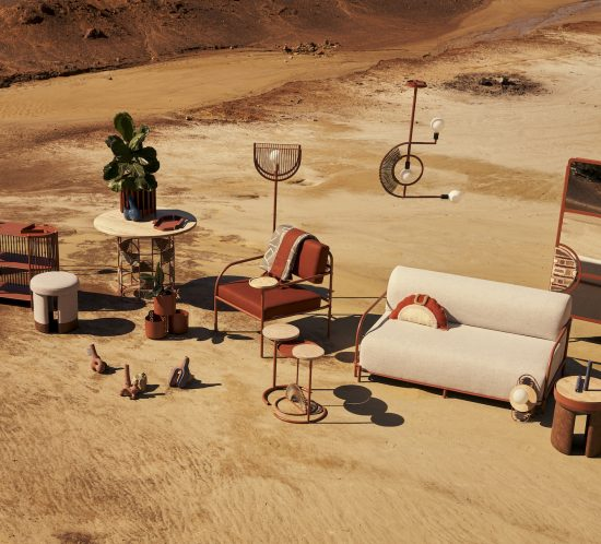 The Urbanative, African design story, Mpho Vackier, Akaya Lounge Chair, Mudziira, Legae, Amani