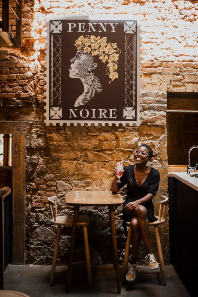Penny Noire at Local, Heritage Square, Cape Town, Claire Gunn photography