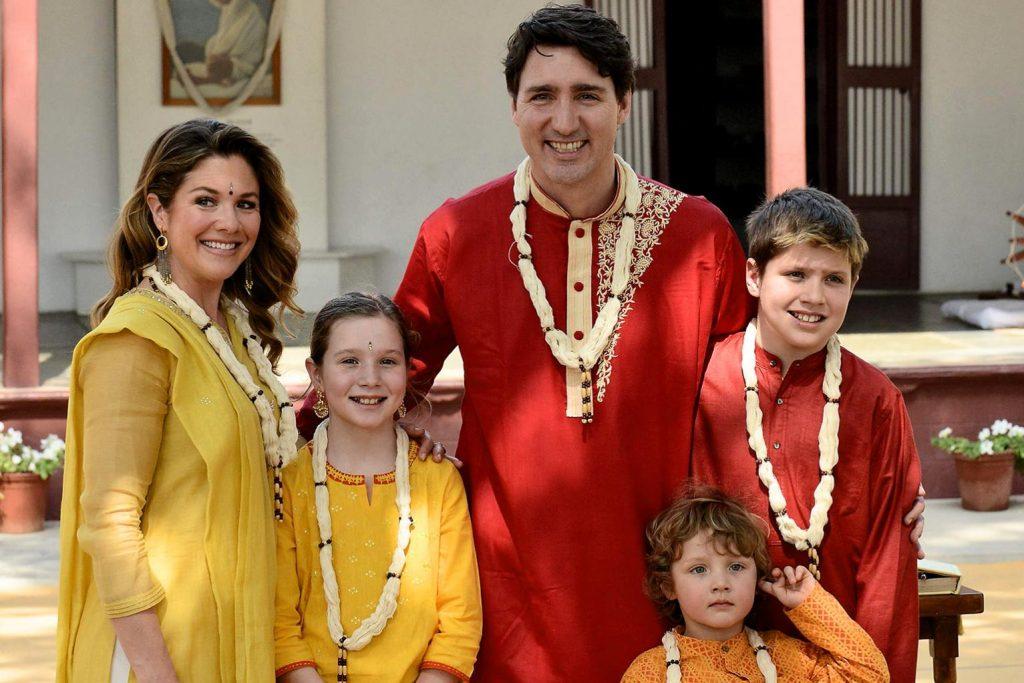 social media influencer Justin Trudeau Canada prime minister